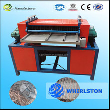 High performance patented AC radiator recycling machine/copper and aluminum separator