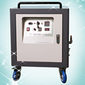Portable steam carwash machine with high-end appearance