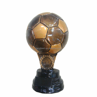 Kinds Of Models Football Resin Trophy