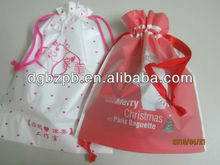 Water Proof Drawstring Package Bag for cosmetic shoes Small articles