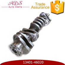 Brand New auto spare parts Toyota Engine Crankshaft 13401-46020