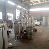 customized small 60L university teaching beer brewing system lab brewery equipment for Norway client