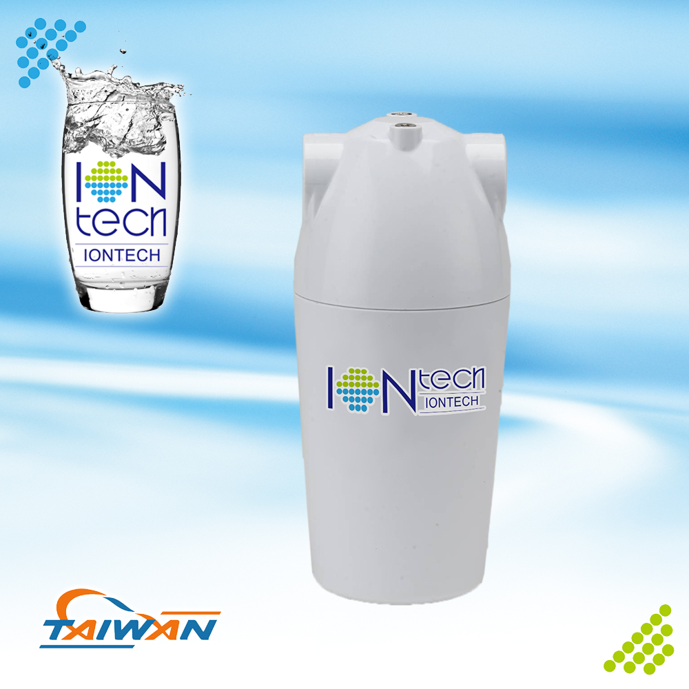 ITS-200 Iontech hot sell Taiwan bathroom accessory water shower filter