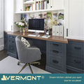 2018 Vermont I Shape Modern Office Table Interior Design