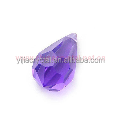 water drop crystal bead