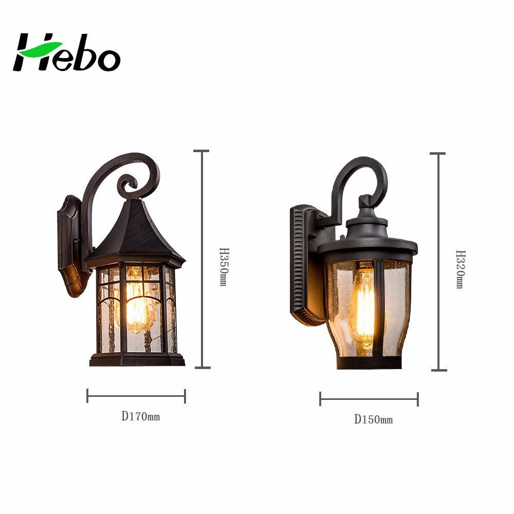 Outdoor wall lighting waterproof made in china