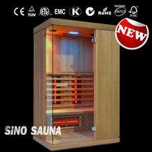 House cleaning premium solar sauna prefab houses