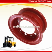 5.00F-10 rim for forklift tires 6.5-10