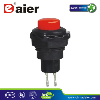 R13-502 12mm momentary push button switch