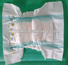 PE tape disposable baby diaper make in UK