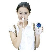 CE Approved Rhinitis Laser Therapeutic Pulse Nasal Laser Intranasal Light Therapy