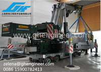 Indoor Small Telescopic Crane