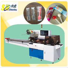 candy/bread/sandwich pillow packing machine