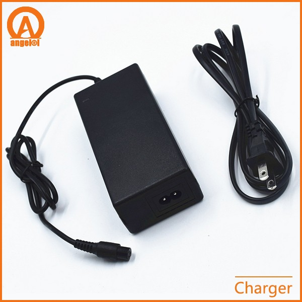 Wholesale 100-240V 42V 2A self balancing scooter charger Hoverboard battery Charger
