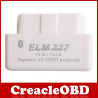 ELM327 bluetooth New Mini ELM327 Interface V1.5 Bluetooth OBD2 / OBD II Auto Car Diagnostic
