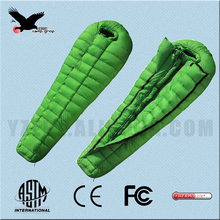 military sleeping bag for army,down filling for winter,cold weather