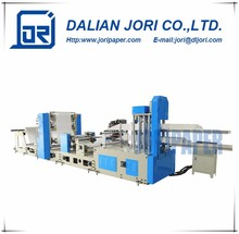 Paper Folding Machine Processing Type and CE Certification napkin paper converting machinery