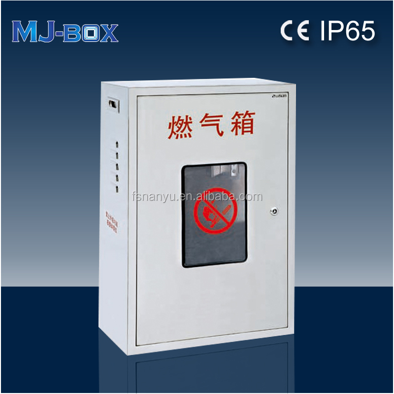 (MJ)A-800 high quality gas meter cover boxes with26 years experience