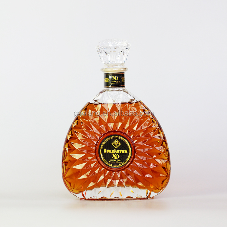 Goalong facotry provide private label brandy french brandy best brandy napoleon french brandy