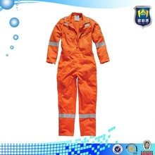 Winter 100% Cotton Fire Retardant Work Safety Coverall Protective Winter Coverall for Adult China Supplier Factory Coveral
