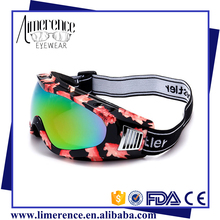 custom logo ski goggle skiing googles sunglasses sport eyewear stylish glasses