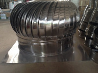 300mm Roof Mounted Fan Turbo Ventilator