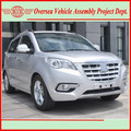 fashionable design & SUV type electric passenger vehicles (ckd/skd available for assembling in local)