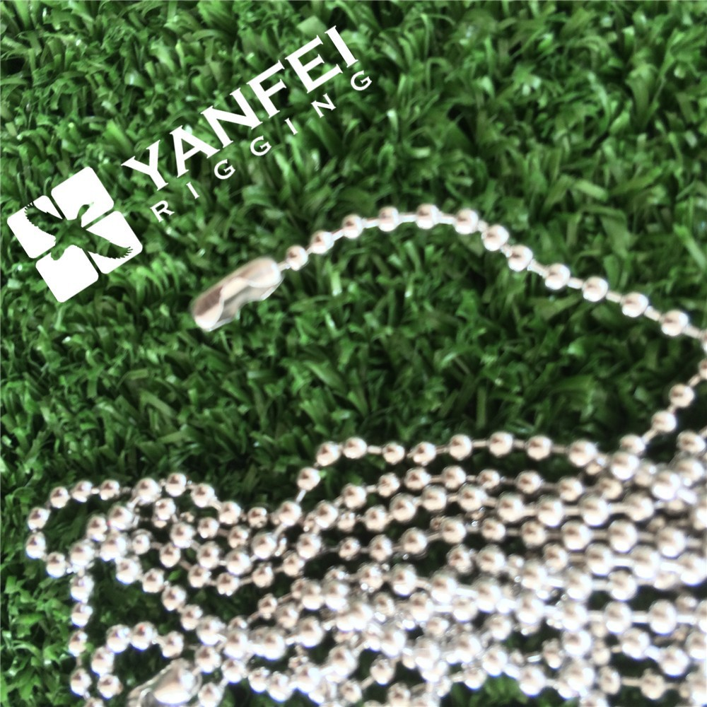 Fashion High Quality Decoration Metal Ball Chain