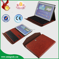 Fashion High-quality For Samsung Galaxy Note 10.1 2014 Edition tablet case with keyboard