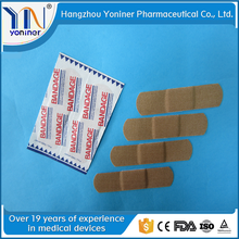 OEM service eye patches for kids flesh color knuckle easy to use band aid brand adhesive bandages