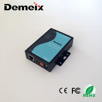 Demeix RS232 to ethernet, Made in China, meter reading