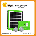 5W 10W portable factory price solar panel kits for home grid system