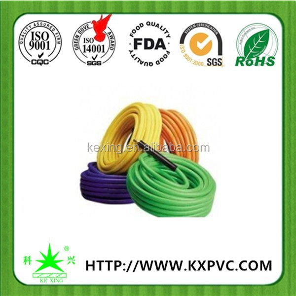 High quality and soft garden hose pipe for garden and car washing