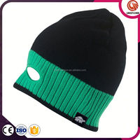 Wholesale wool knitted winter hats