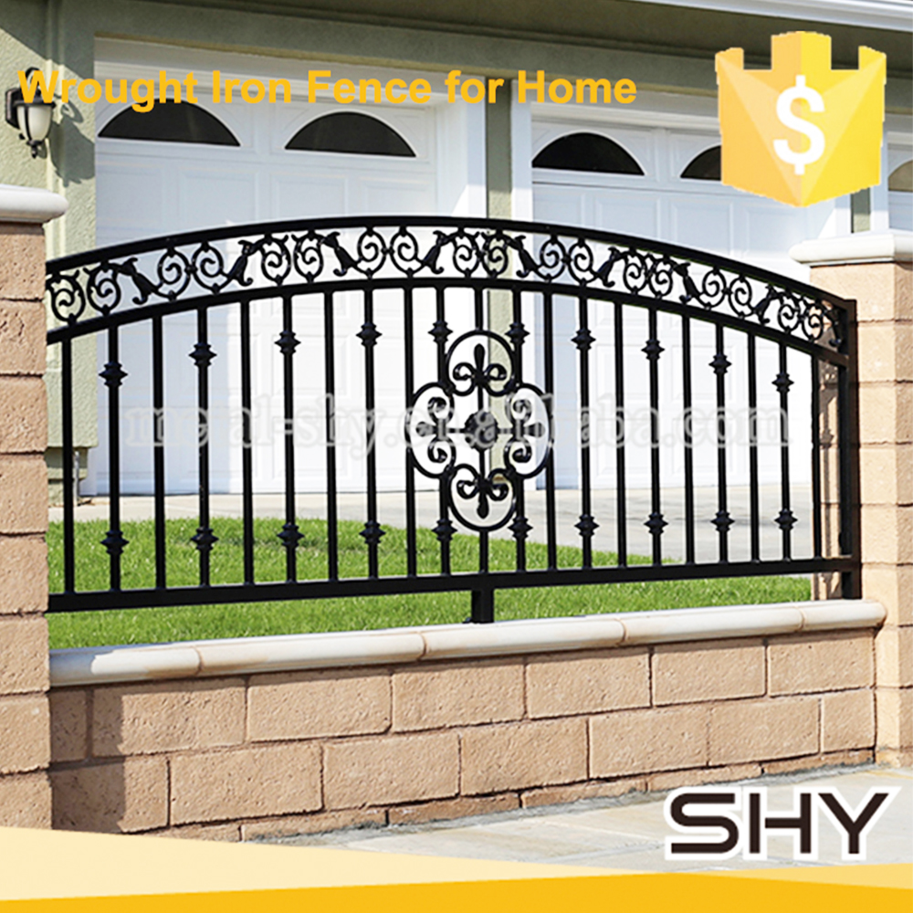 artificial garden fence