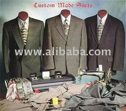 CUSTOM TAILOR AT YOUR SERVICE
