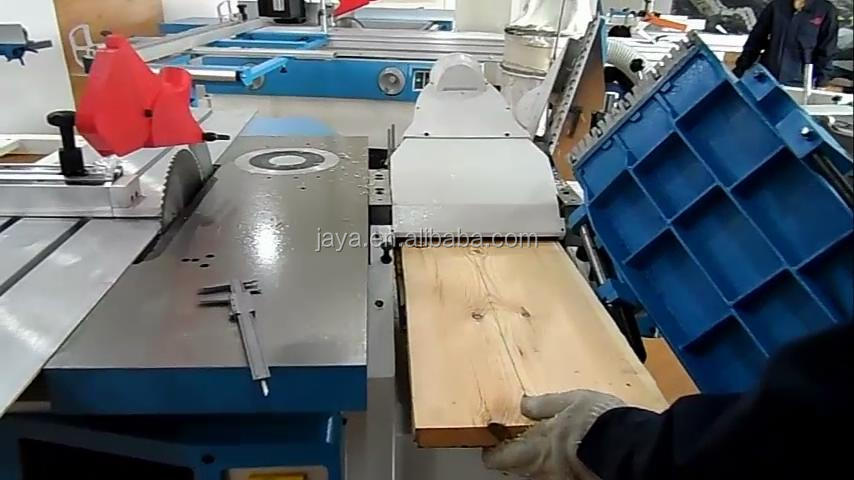 Combined universal woodworking machine ML410H with 400mm max planing width