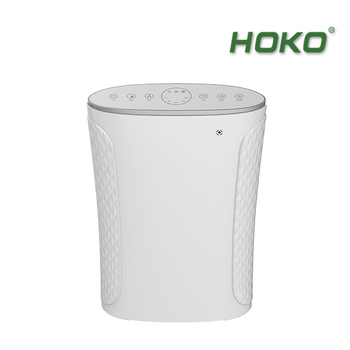 HEPA carbon air purifier with UV sterilizing good performance in killing virus and cleaning formaldehyde and bad smells