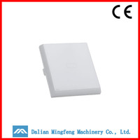 OEM plastic parts plastic bathroom light cover