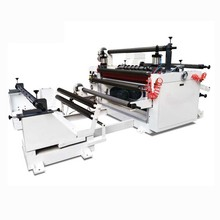 ELT0067 High Quality Laminated Film Slitter Rewinder, PVC Film Roll To Roll Cutting Machine,Precision Film Slitting Rewinding