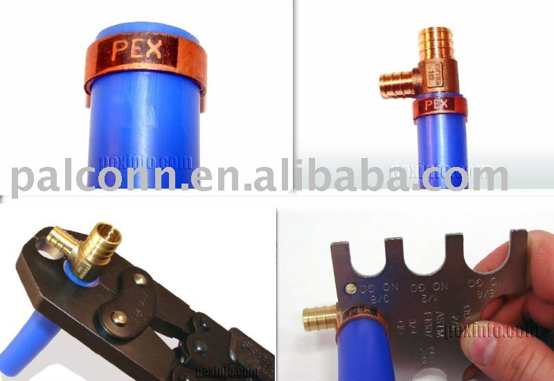 Pex tuber a prensaterminales herramienta herramienta - Tuberia pex precio ...