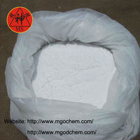 chemicals raw material MgO(magnesium Oxide) for Ginseng Decolorization