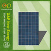 G&P Polycrystal silicon 240W Solar PV Module,high quality and cheap price