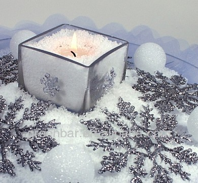 Magic Instant Snow Powder - Great Christmas Gift