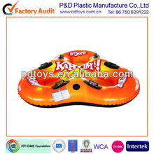 Triangle Inflatable snow sleds for adults, Inflatable snow sledge.