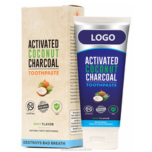 Best Activated Coconut Charcoal Teeth Whitening Toothpaste