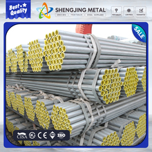 Factory Price Q235 48mm Scaffolding Hot Dip Galvanized Steel Pipe/galvanized steel pipe size