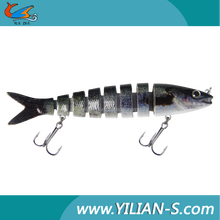 2015 top quality cheap fishing lure jointed fishing lures chinese fishing tackle