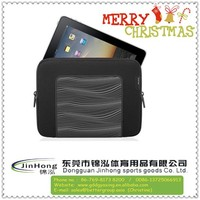 Waterproof neoprene tablet sleeve
