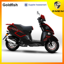 The New Generation 2017 GAS SCOOTERS 50CC of small,lovely,unique and exclusive ZNEN GOLDFISH